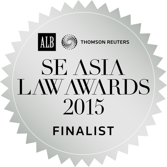 Bedell Cristin is finalist in leading SE Asia Awards