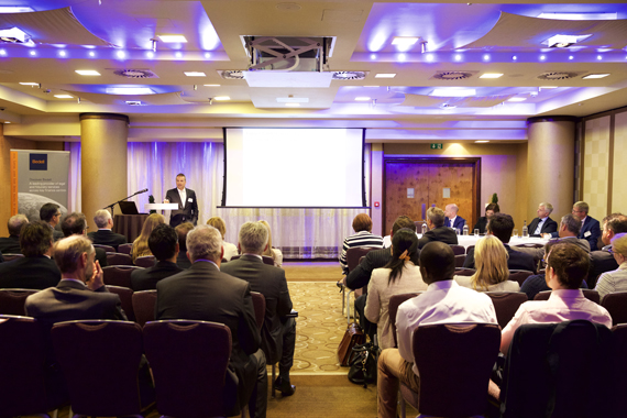 Leading finance professionals learn more about the changing landscape for litigation funding