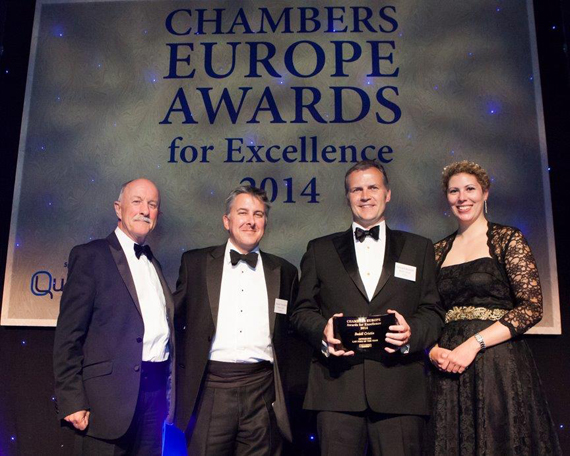 Chambers name Bedell Cristin 'Offshore Law Firm of the Year'
