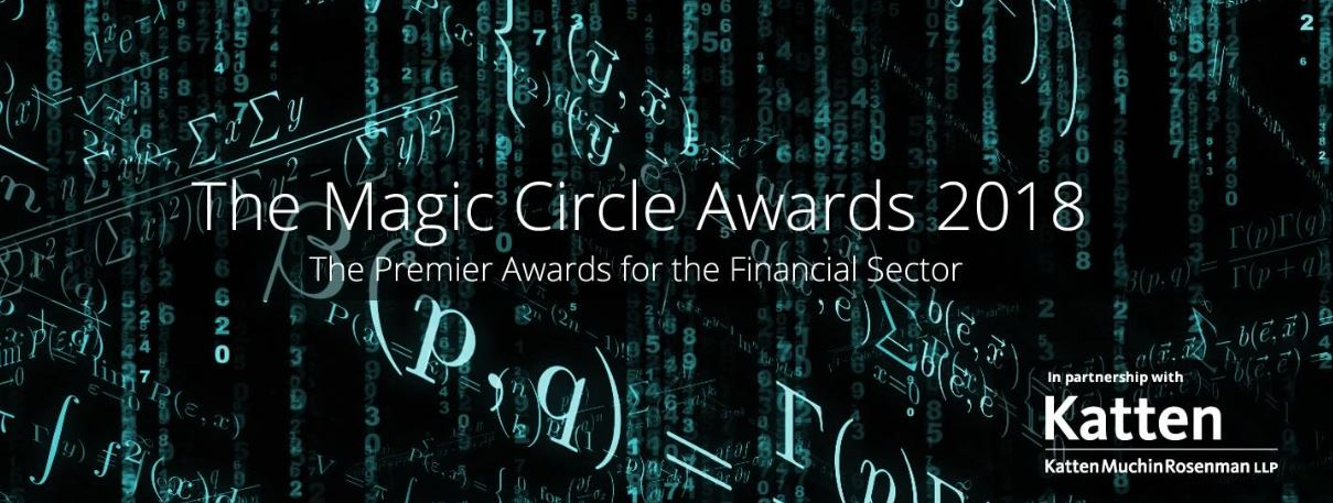 Bedell Cristin shortlisted in Citywealth Magic Circle Awards 2018